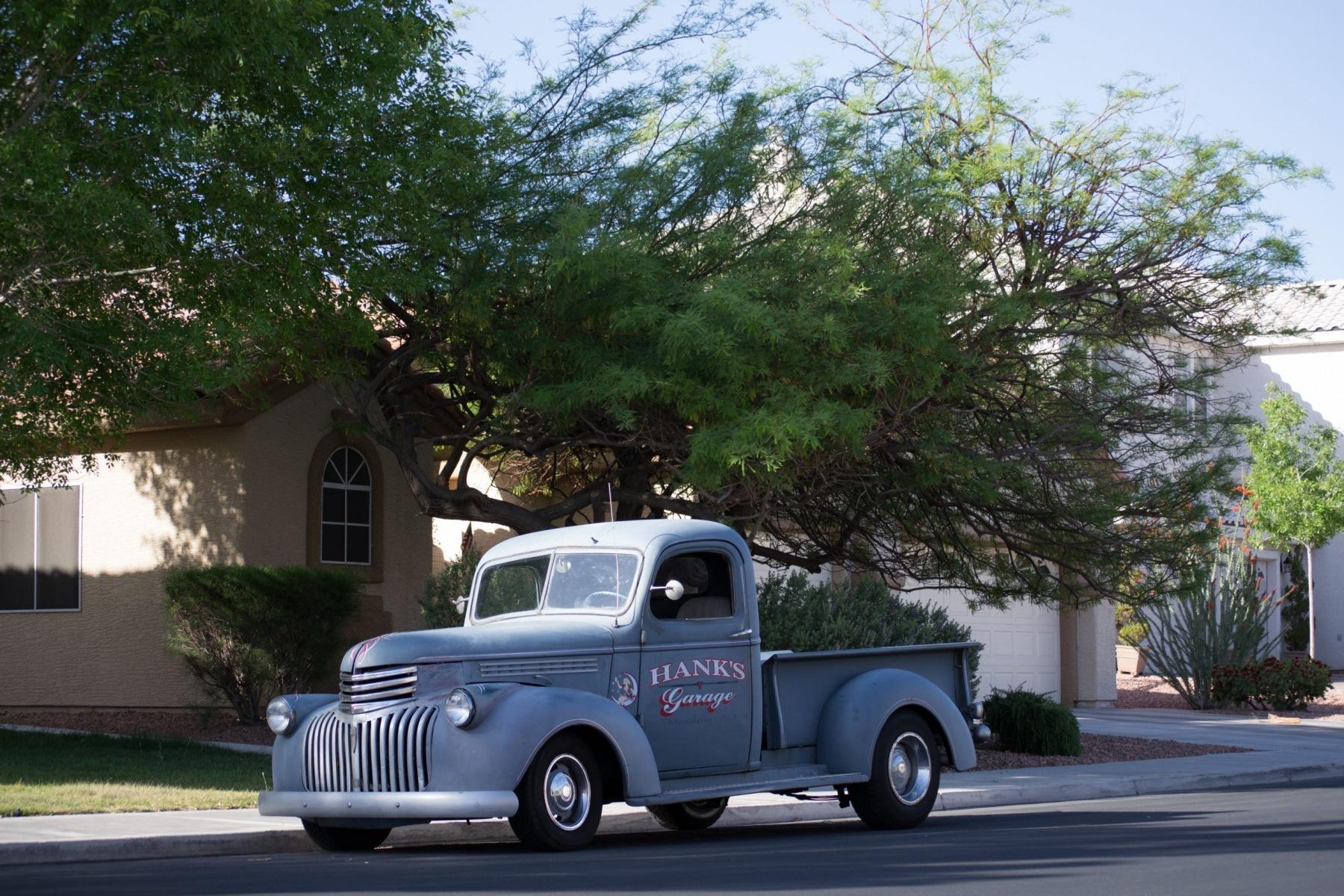 Hank's Truck