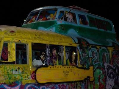 Sky's Bus